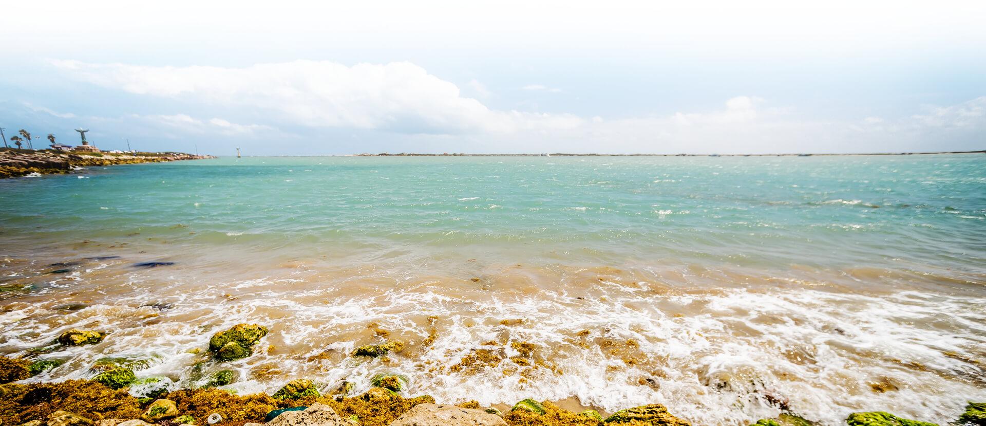 South Padre Island beachfront